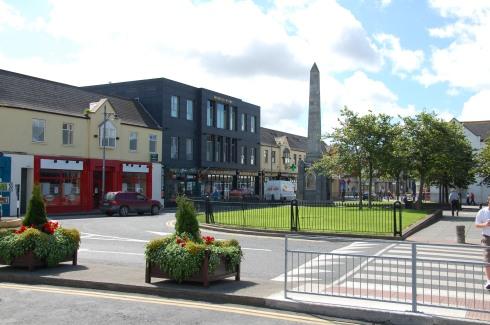 Cidade de Wexford, Irlanda, origem dos Rossiter (foto: Marcelo Lima Costa)