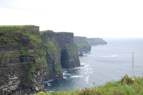 Cliffs of Moher (foto: Marcelo Lima Costa)