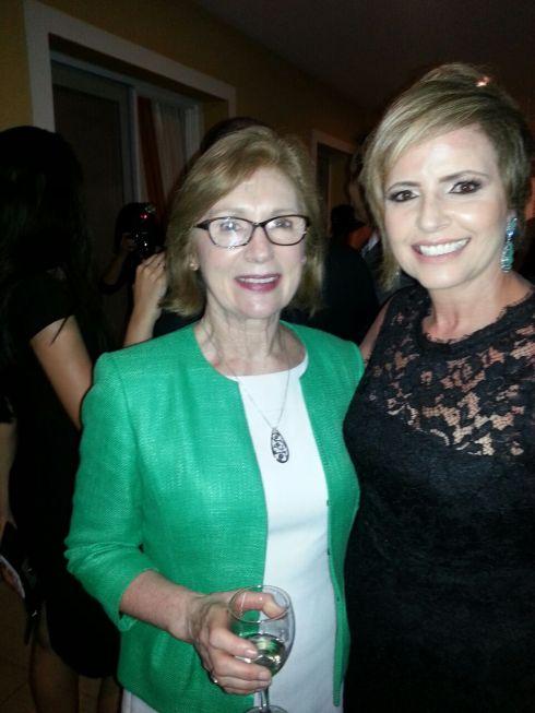 Sra. Jan O´Sullivan Ministra da Educação da Irlanda